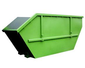 Vanový kontejner 5,5 m3 - asymetrický