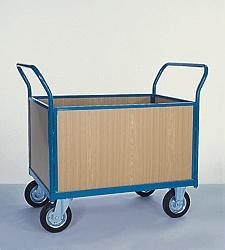 Plošinový vozík X.
