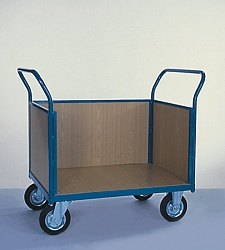 Plošinový vozík VIII.