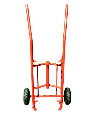 Vozík na přepravu sudů - 2 kolečka