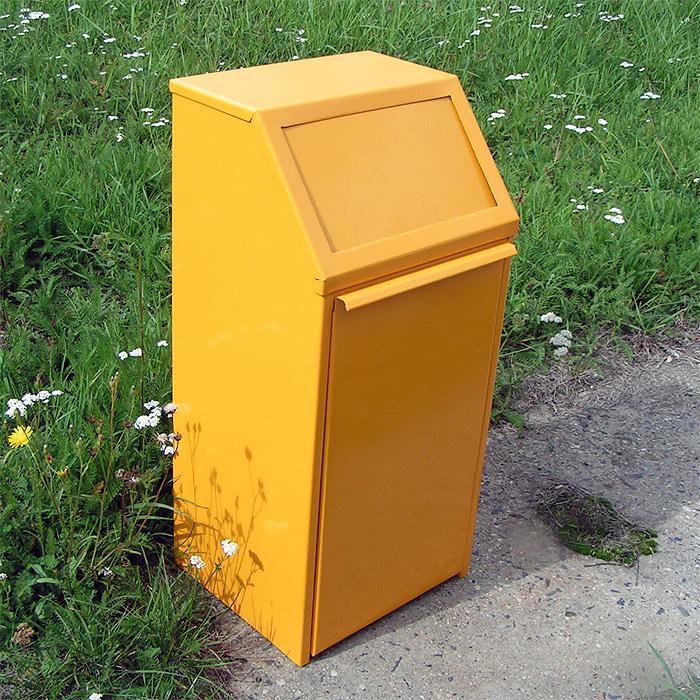 Koš na tříděný odpad - malý